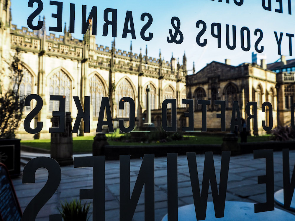 Propertea at Manchester Cathedral