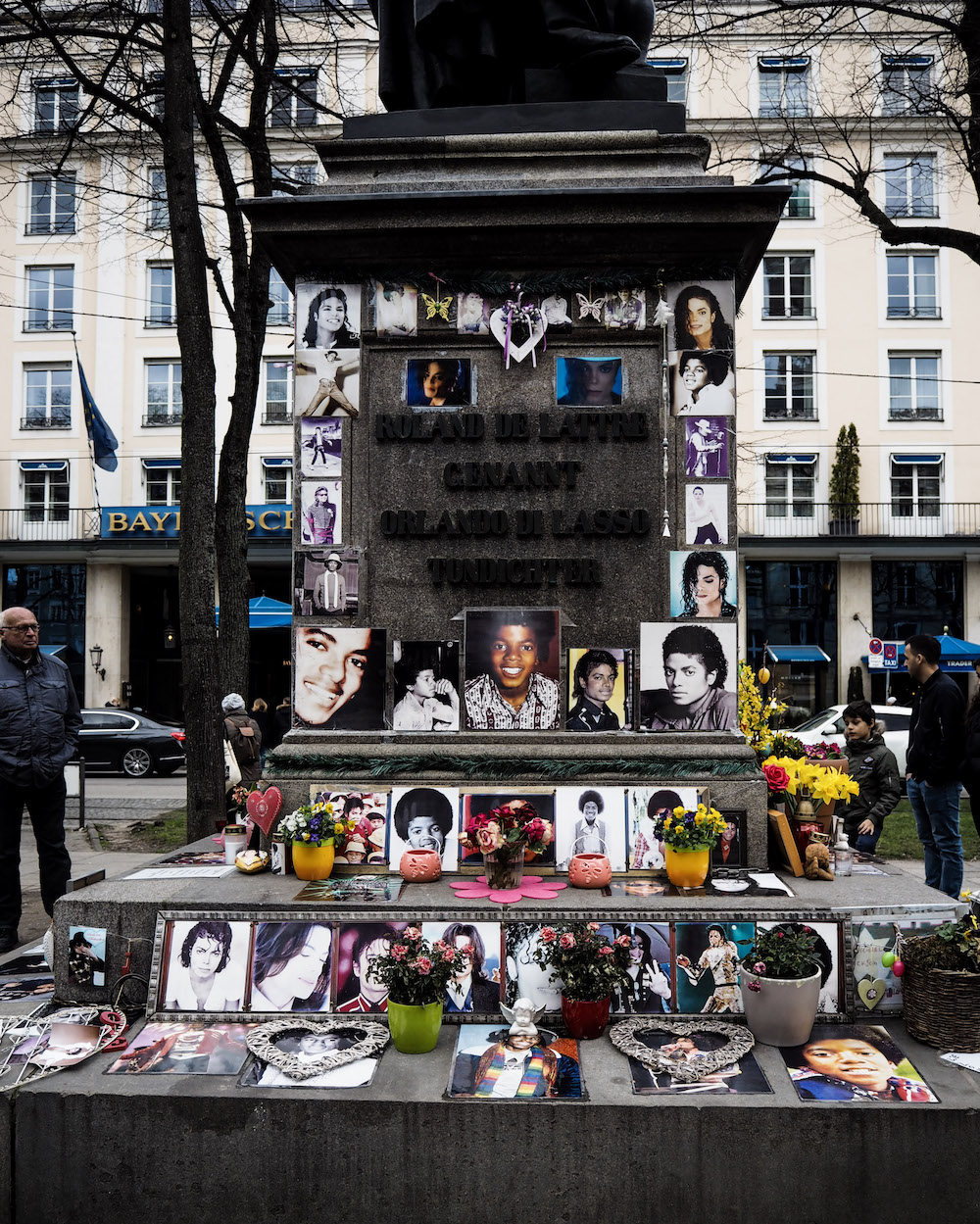 Michael Jackson Memorial, Long Weekend in Munich