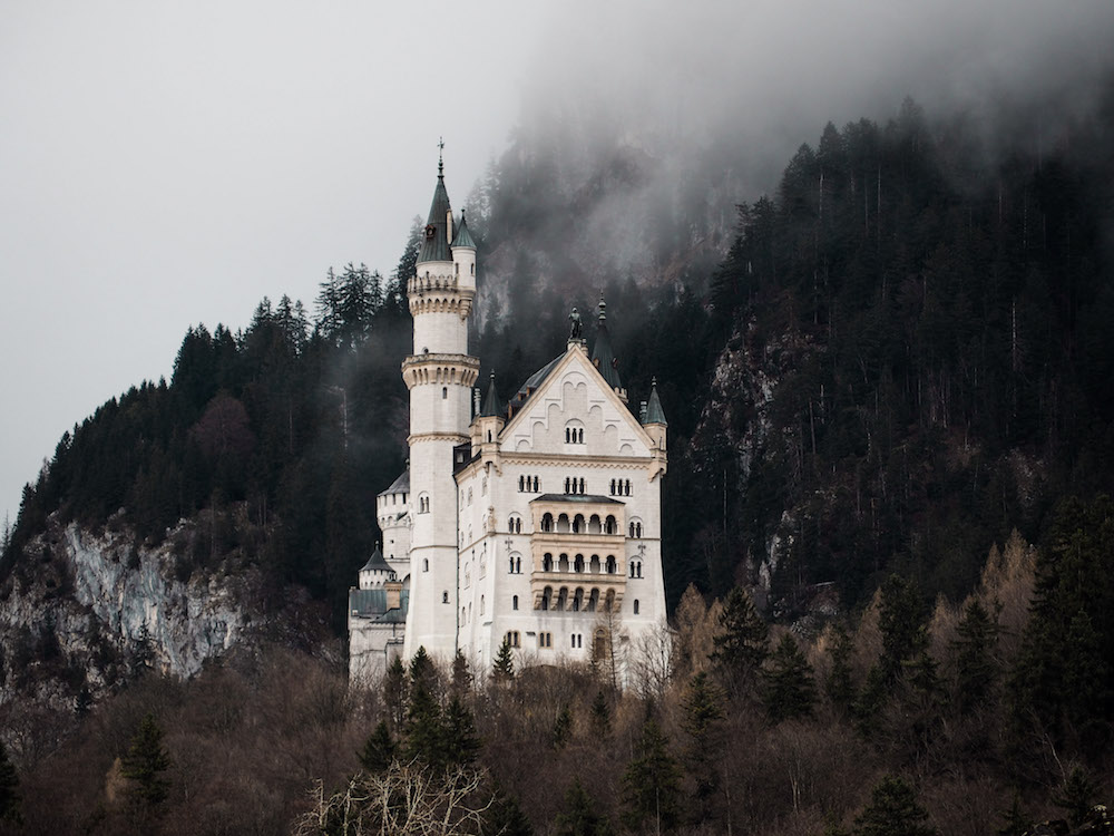 Neuchwanstein Castle, Long Weekend in Munich