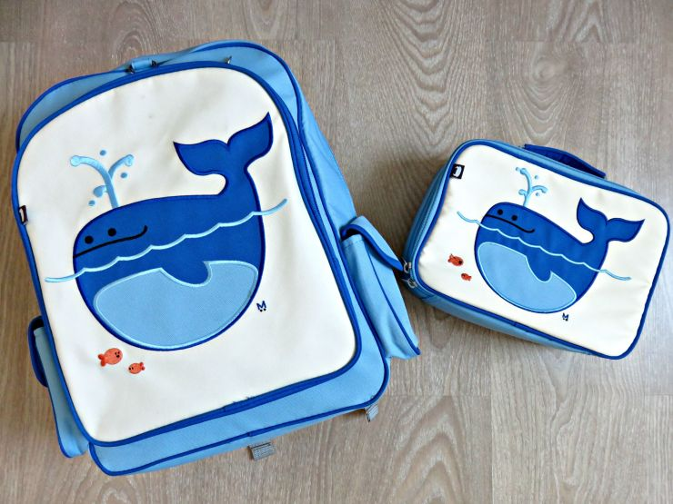 Beatrix NY Lunchbox and bag