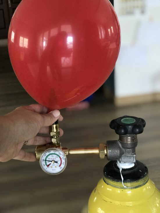 Fill your own Party Balloons with Helium Kits from Balloonee
