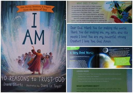 I Am 40 Reasons to Trust God