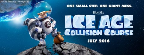 Ice Age 5: Collision Course banner