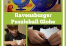 Add Fun to Geography with the Ravensburger 3D Globe Puzzle