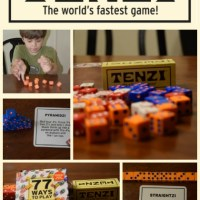 Fun With Tenzi Dice