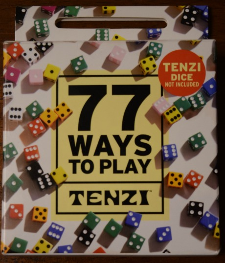 picture relating to 77 Ways to Play Tenzi Printable named Entertaining with Tenzi Cube