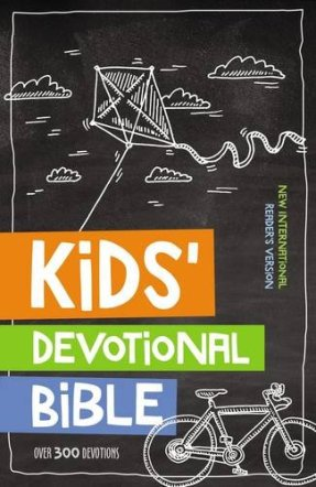 Zondervan Kids' Devotional Bible