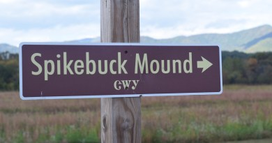 Field Trip Friday: Quanassee Path To Spikebuck Mound