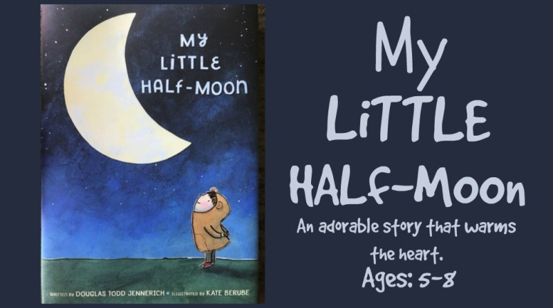 Book Review: My Little Half-Moon