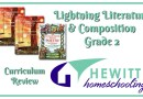 Hewitt Homeschooling Grade 2 Lightning Lit Set Review