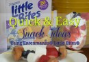 Entenmann's® Little Bites® and Smurf's Team Up #Giveaway
