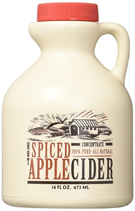 Mountain Cider Company Hot Spiced Apple Concentrate