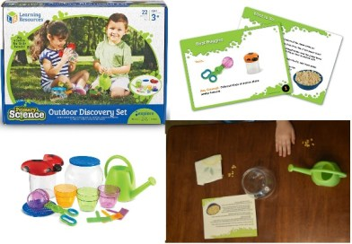 Learning Resources Primary Science™ Outdoor Discovery Set
