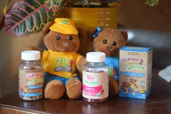 Yummi Bear Organics