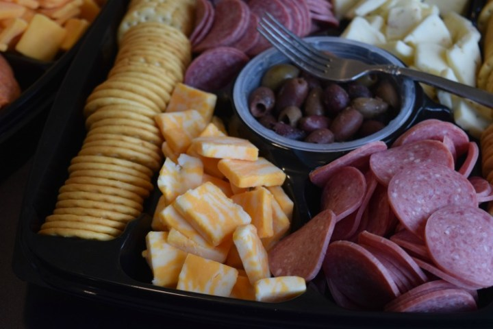 Hormel Gatherings Party Trays