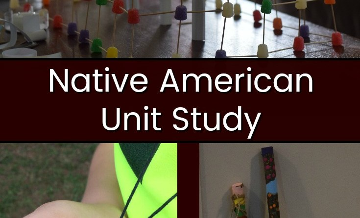 native american unit study