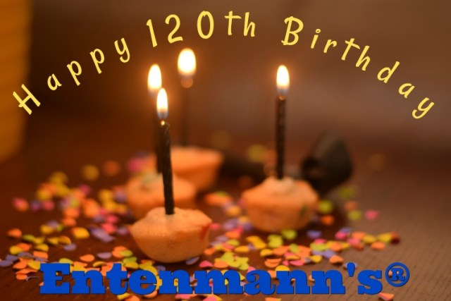 Entenmanns 120th birthday celebration