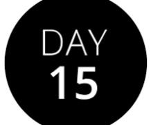 Hospital Admission – Day 15