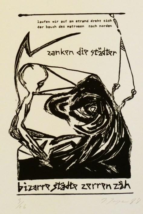 Zeichnung von Johannes Jansen