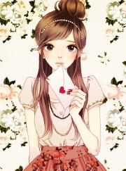 anime korea beauty diah lovely