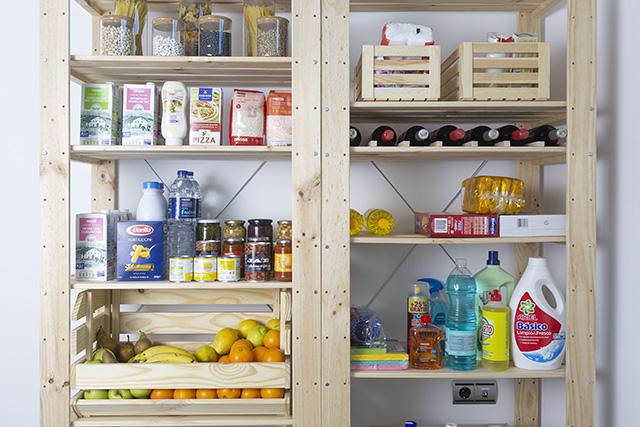 garde manger grace a une armoire robuste