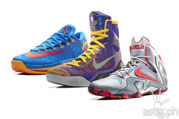 Nike Basketball Elite Series Collection