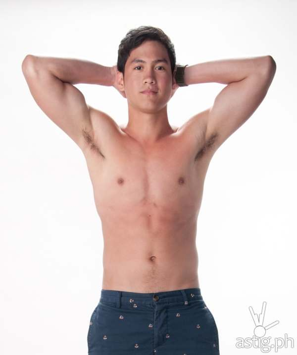 AXEL TORRES - Jock-next-door ng Taguig