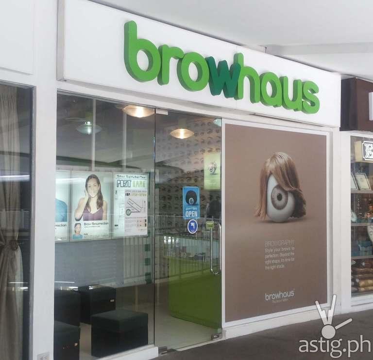 Browhaus Serendra branch