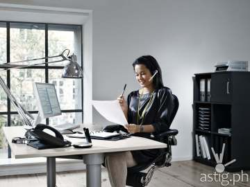 Use Jabra headset while working from home
