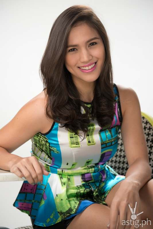 MICHELLE GUMABAO - Spunky Spiker ng Quezon City
