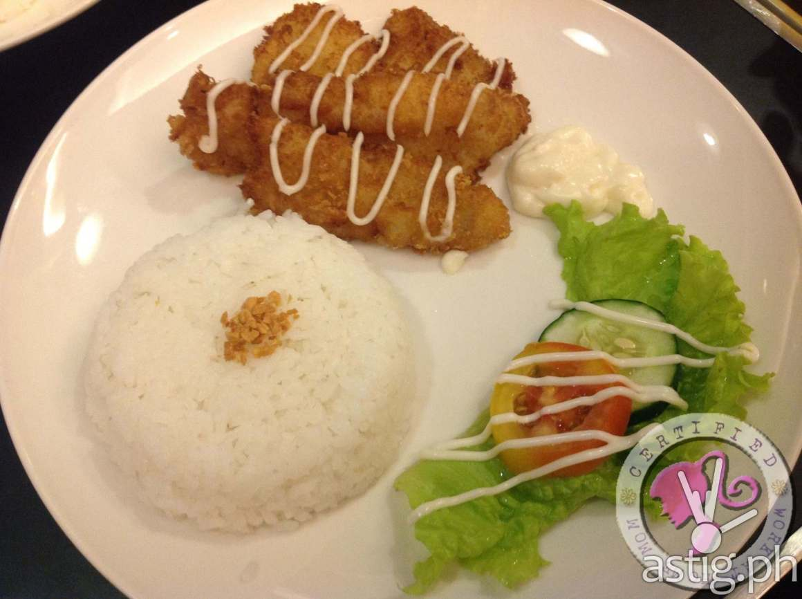 Qaldi Fish Fillet Meal