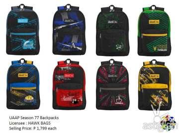 UAAP University Hawk bags