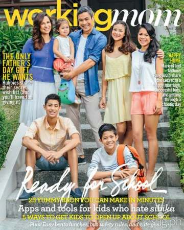 Working Mom June 2014 cover