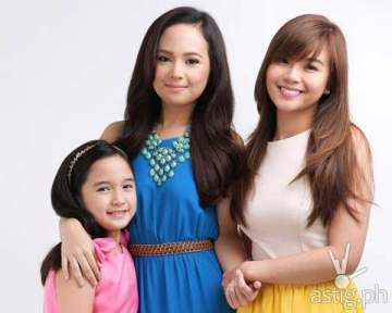 Miles Ocampo, Inah Estrada, and Alyanna Angeles in Wansapanataym