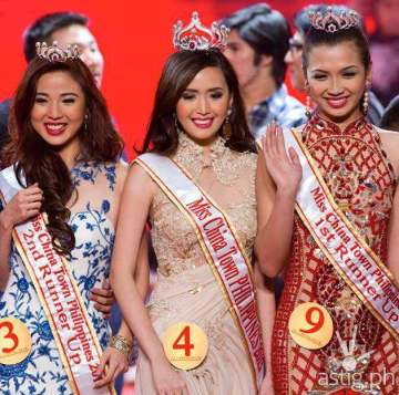 Miss Chinatown 2014 Philippines beauty pageant