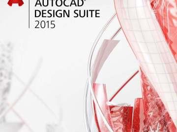 AutoCAD Design Suite 2015 box shot