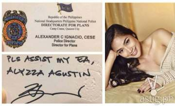 Alyzza Agustin PNP coding scandal