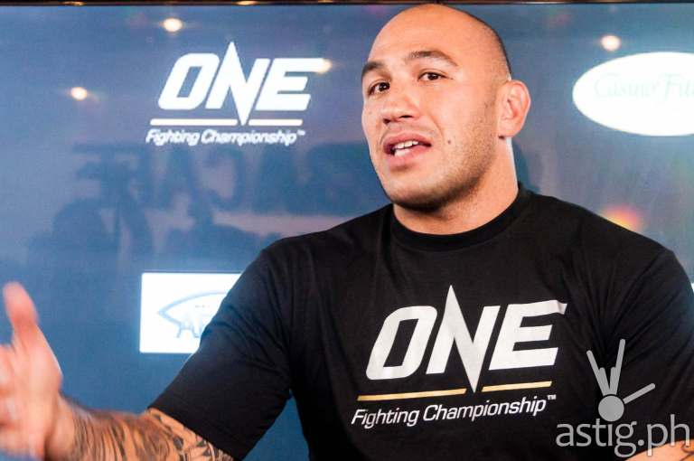 "Brandon ""The Truth"" Vera is set to fight in Manila on December 5 2014"