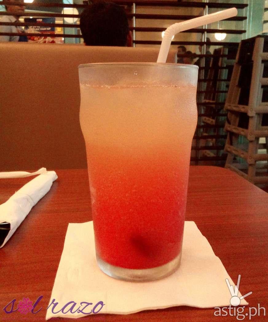 IHOP Splashberry