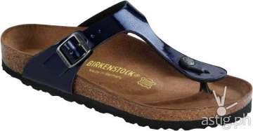 Birkenstock Gizeh Metal Blue