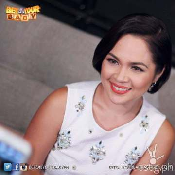 Judy Ann Santos Agoncillo Bet On Your Baby Season 2