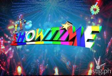 it's Showtime 5th anniversary logo