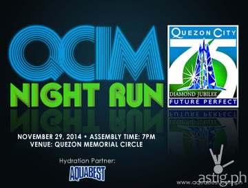 Aquabest QCIM Night Run