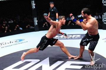 Butler vs Potard ONE FC