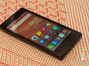 Xiaomi RedMi 1S review unit