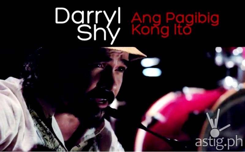 Don't miss the exclusive premiere of Darryl Shy's 'Ang Pag-ibig Kong Ito'