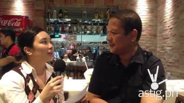 Gerry Apolinario interview by Ethel Merioles of Lifestyle Manila