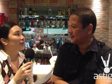 Gerry Apolinario interview by Ethel Merioles of Lifestyle Manila