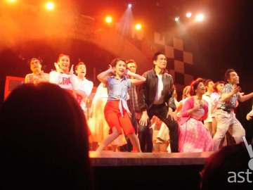 Grease 9Works Theatrical