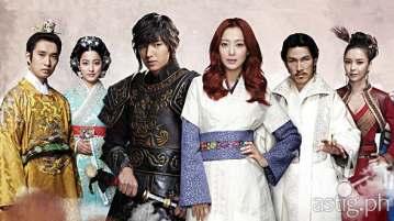 Faith - Lee Min Ho